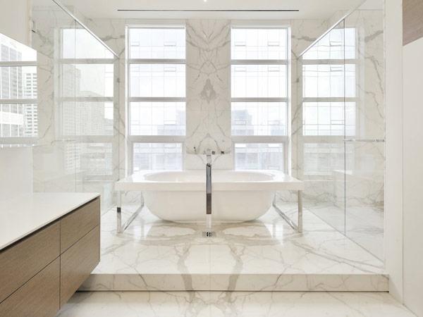 Come lucidare il marmo sassuolo carpi levigatura piani - Come pulire le fughe del pavimento del bagno ...