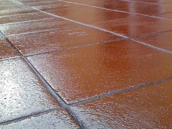 Levigatura pavimenti in cotto reggio emilia sassuolo - Pulire cotto interno ...
