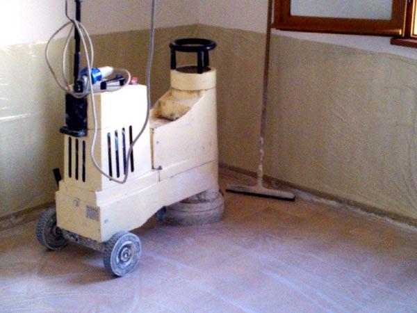 Levigatrice per pavimenti in marmo usate