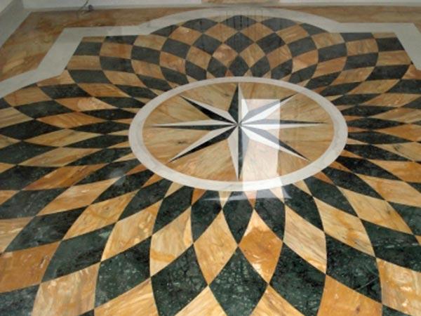 Ben noto Levigatura pavimenti mosaico Reggio Emilia Modena – foto  AZ36